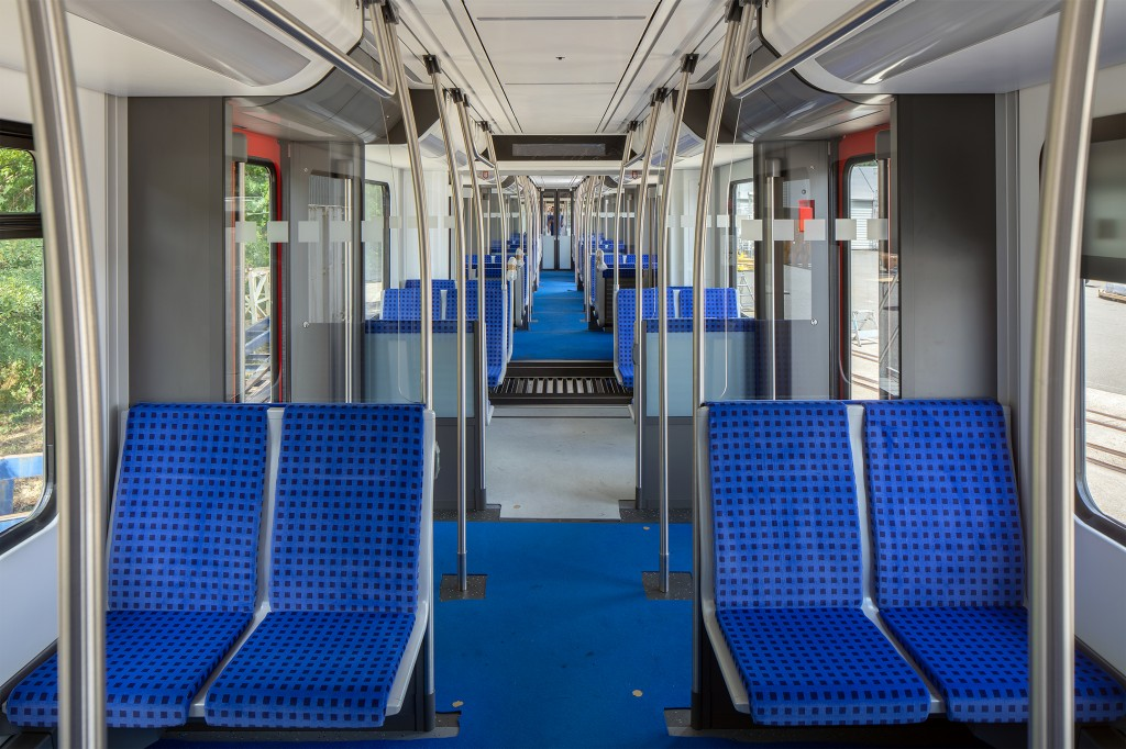 Commissioning begins: a further milestone for the new S-Bahn trains for Berlin and Brandenburg
