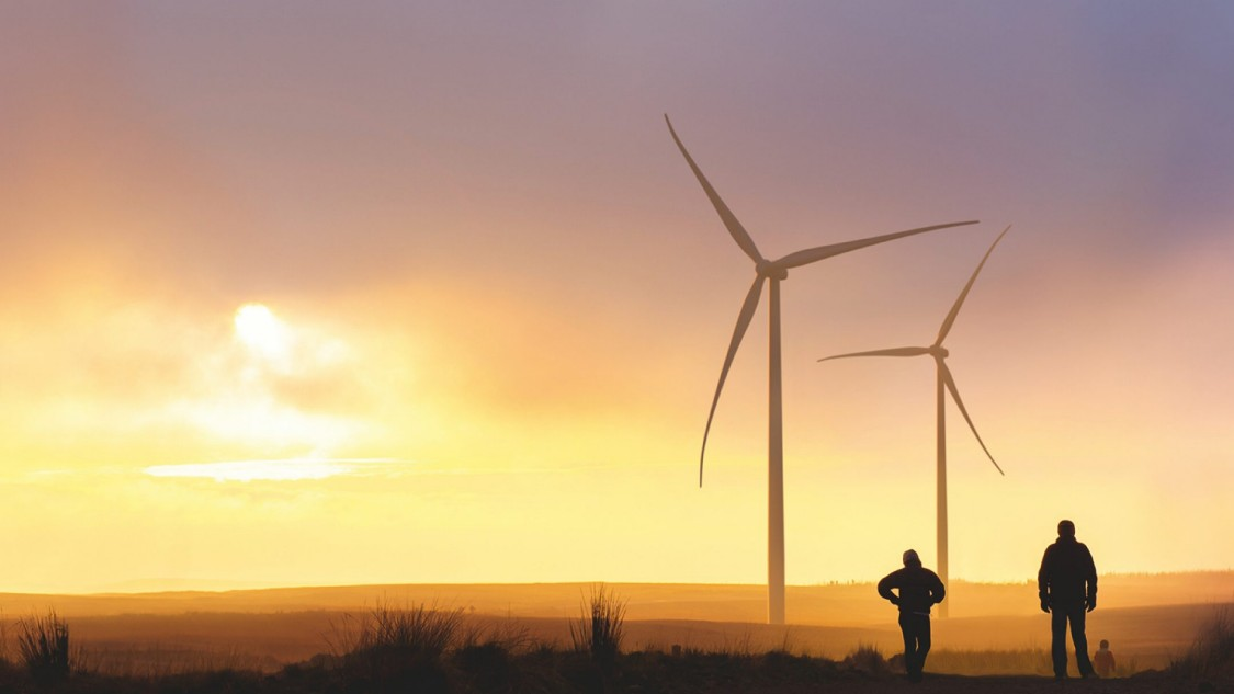 Siemens Wind Power and Gamesa have united their wind businesses