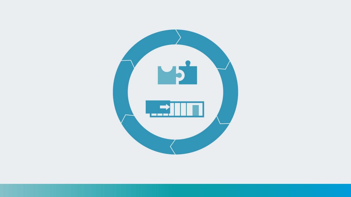 E-House konsepti: Bağımsız görevler için modüler bir yapı