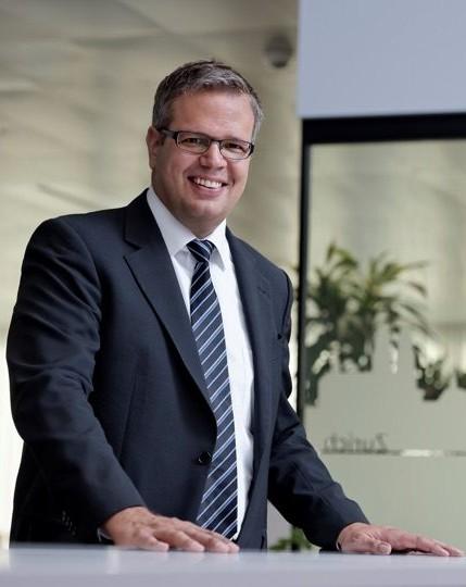 Stefan Schnider, Country Head of Digital Industries