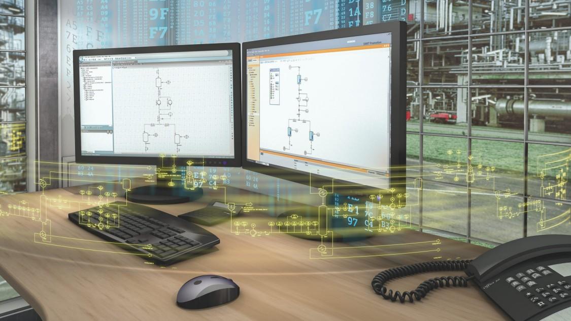COMOS 工厂工程软件