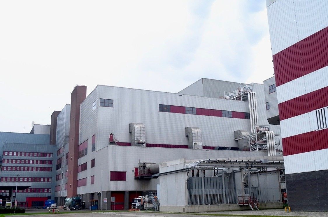 Afvalenergiecentrale