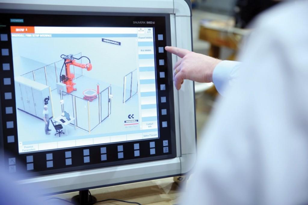 Siemens and Ingersoll Machine Tools expanding Digital Enterprise partnership