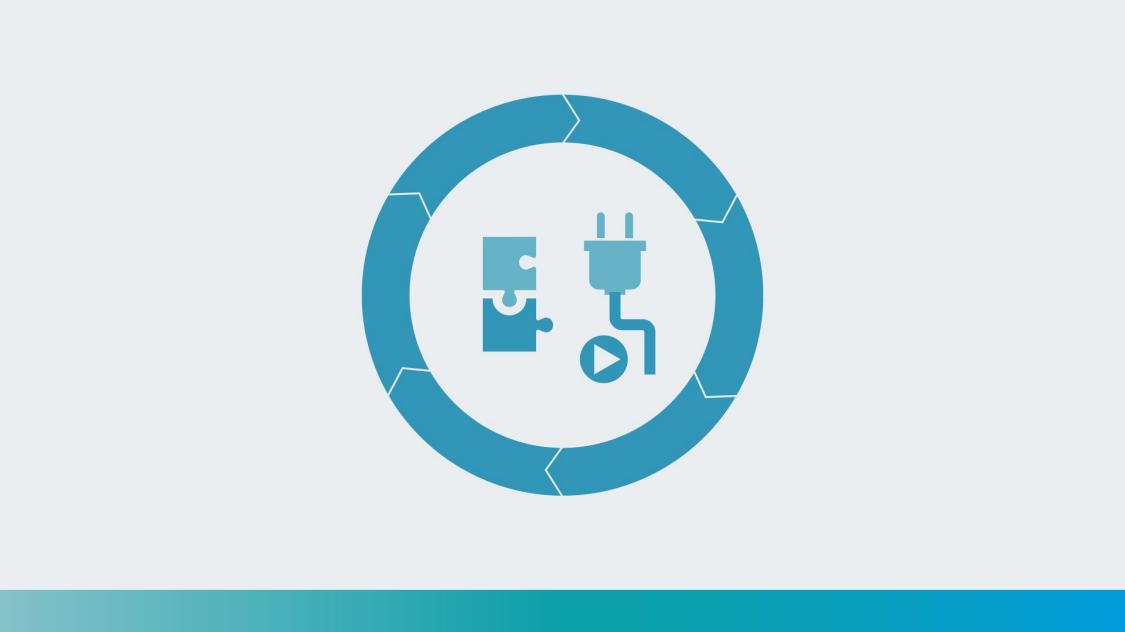 Kolay anahtar teslim çözümler: Özel ihtiyaçlar için modül kombinasyonları