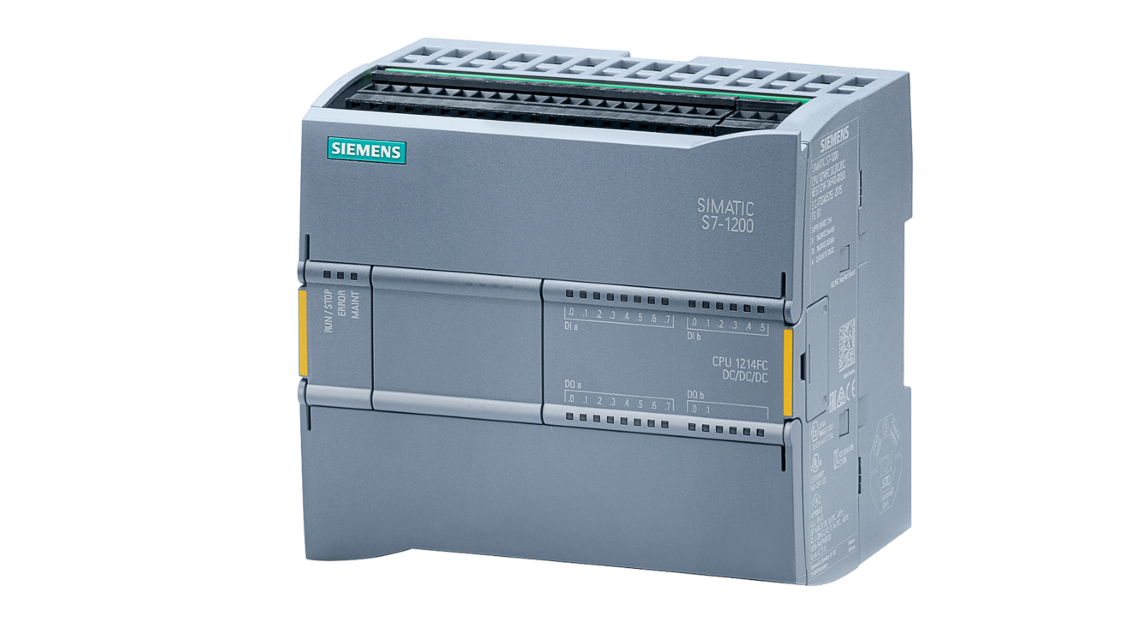S7-1200 - CPU 1214FC DC/DC/DC