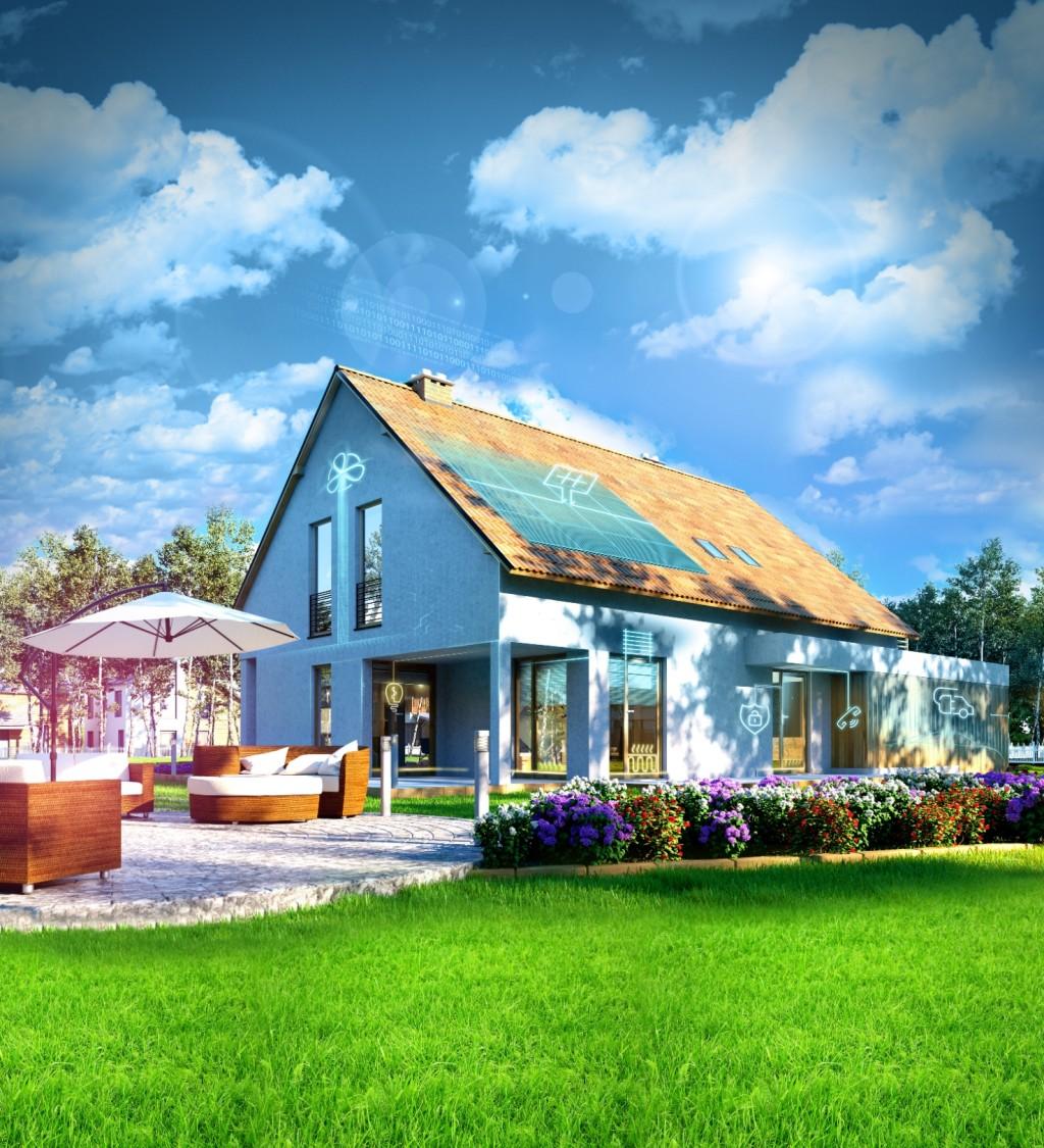 SiHome - řešení pro chytré byty a domy