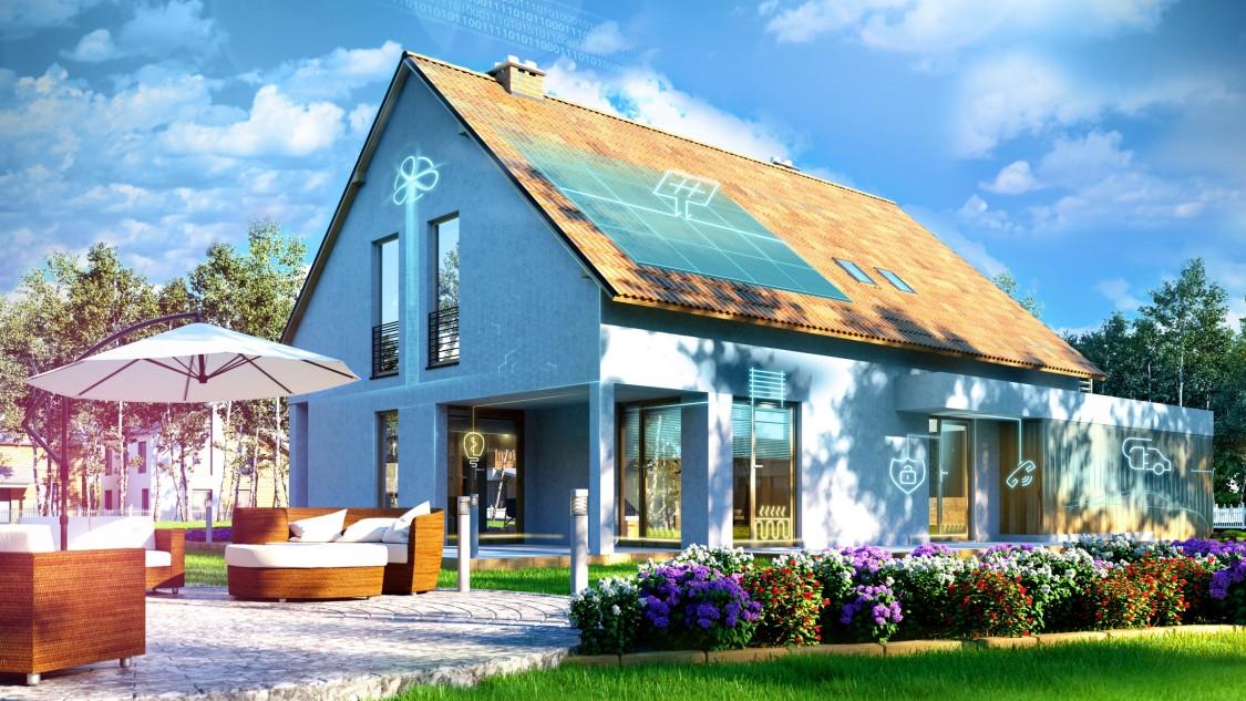 Řešení pro chytré domy