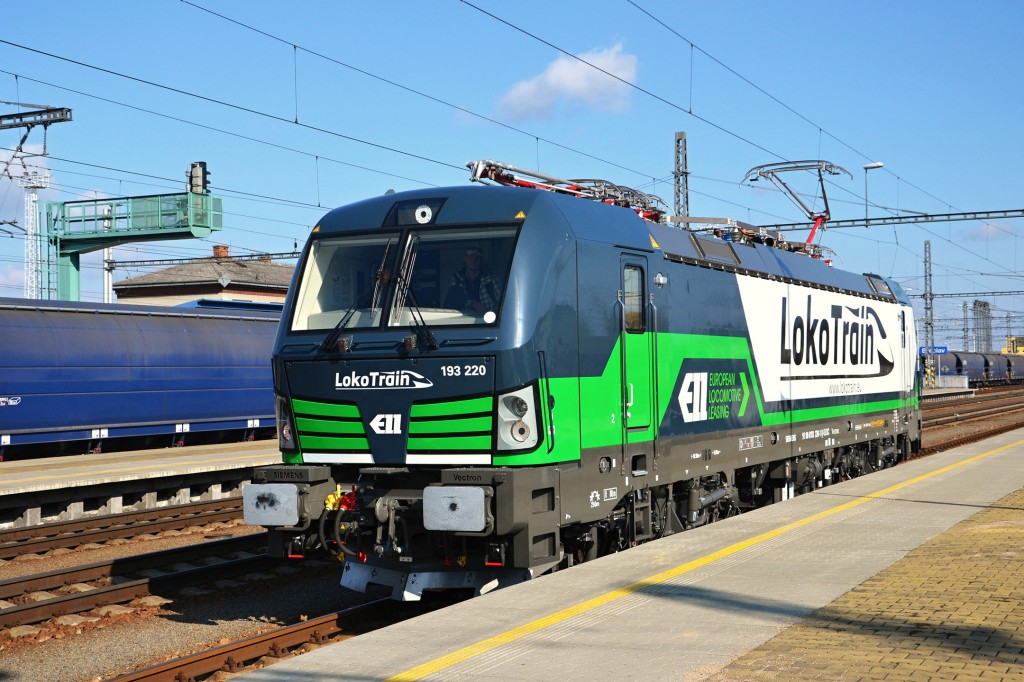 Vectron locomotive approved for Czech Republic