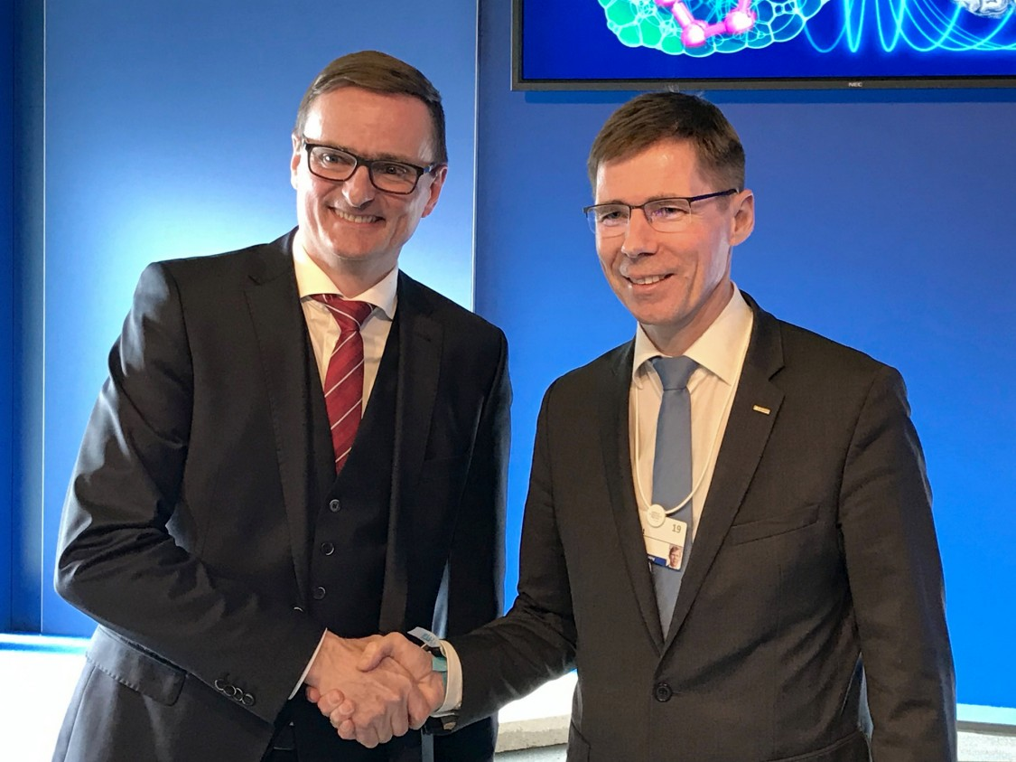 Mobilitaets Initiative Partnerschaft mit der ETH Zuerich