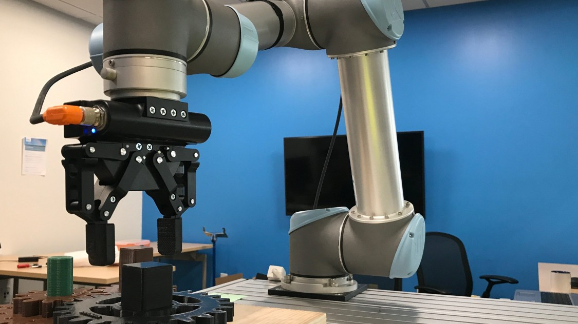 Robot Learning | Fairs and Events | Siemens