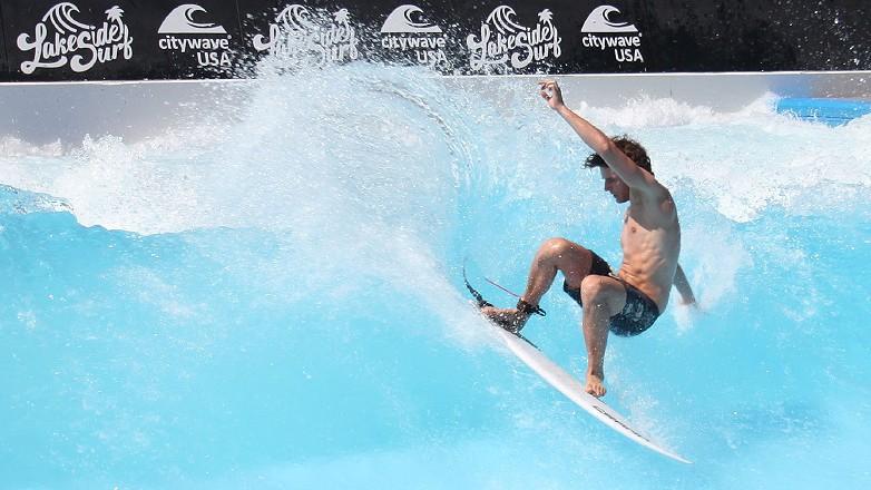 lakeside success story - surfer
