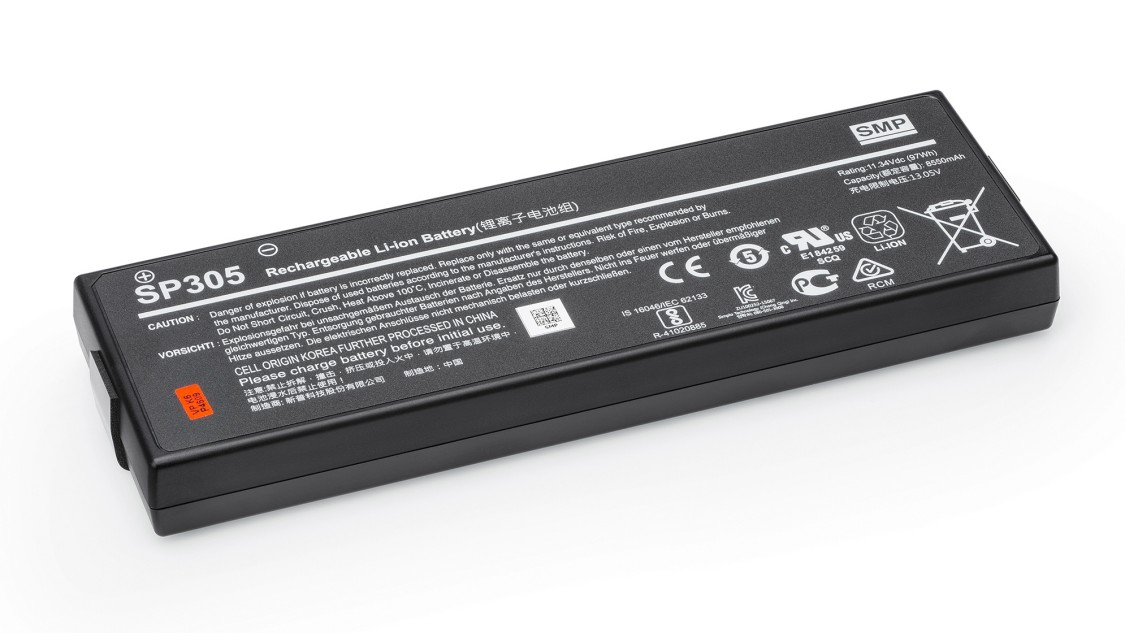 Li-ion battery for SIMATIC Field PG