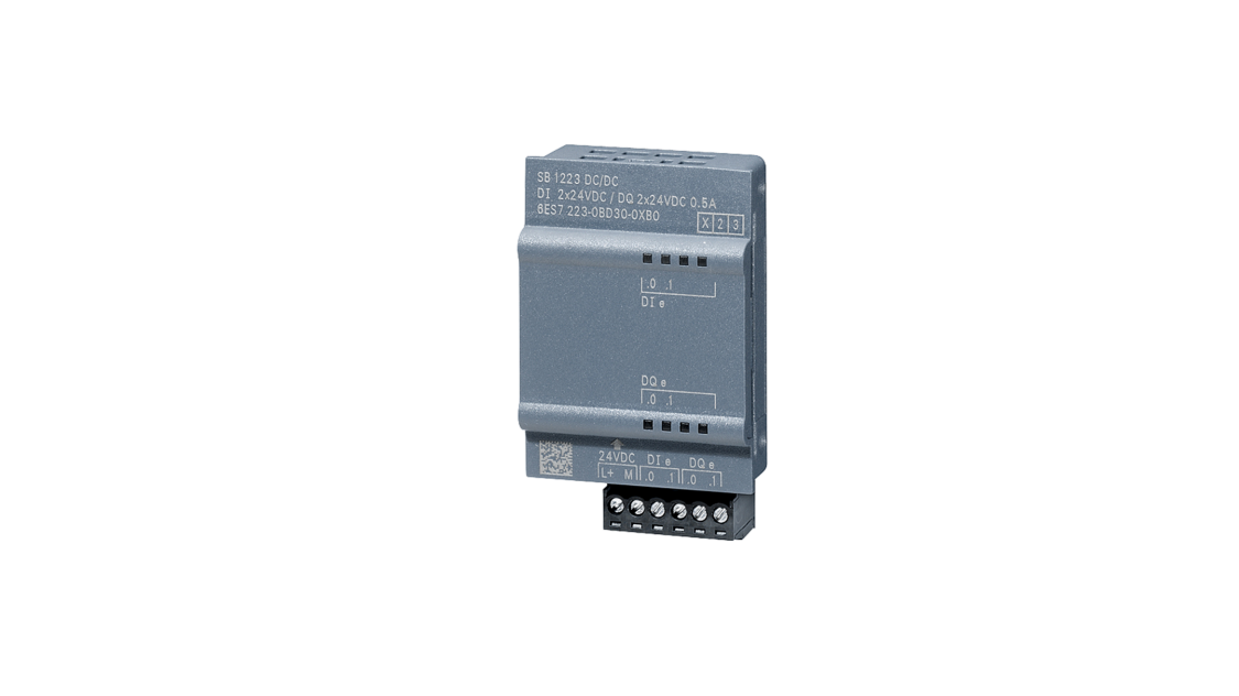 SIMATIC S7-1200 Signal boards