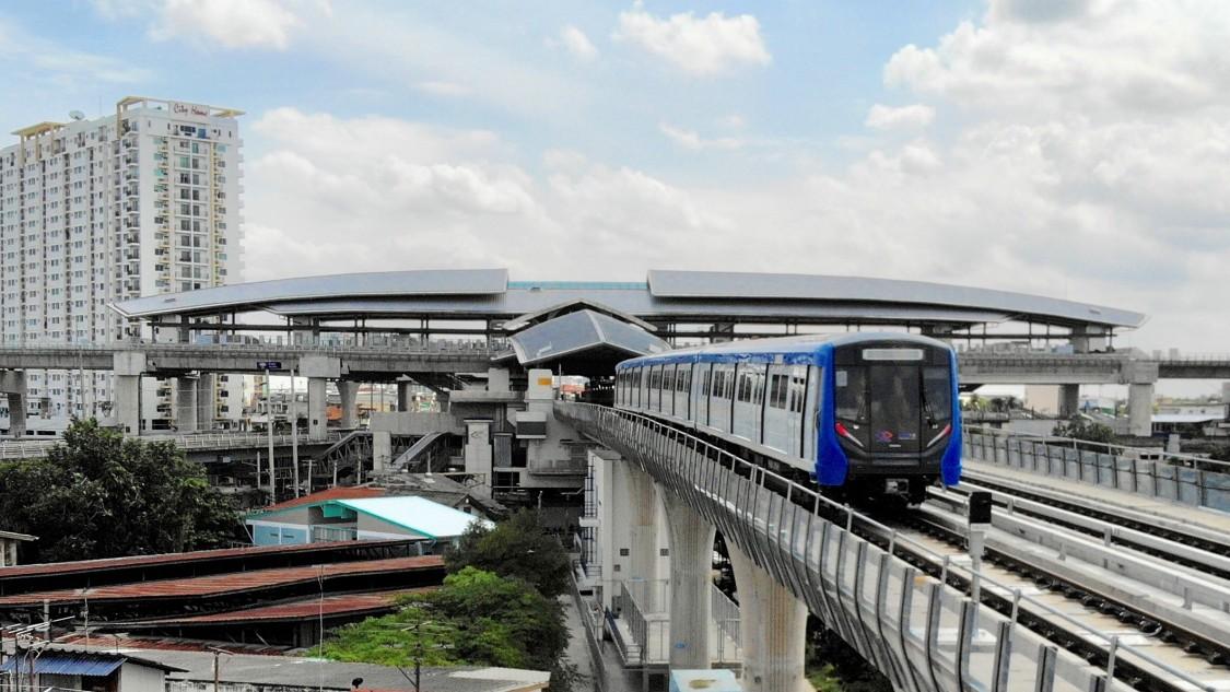 métro de Bangkok