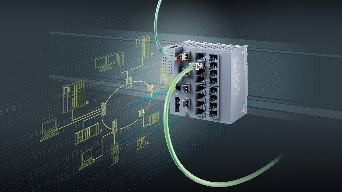 Scalance X – Industrial Ethernet Switches
