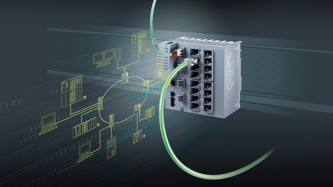 SCALANCE X Industrial Ethernet Switches
