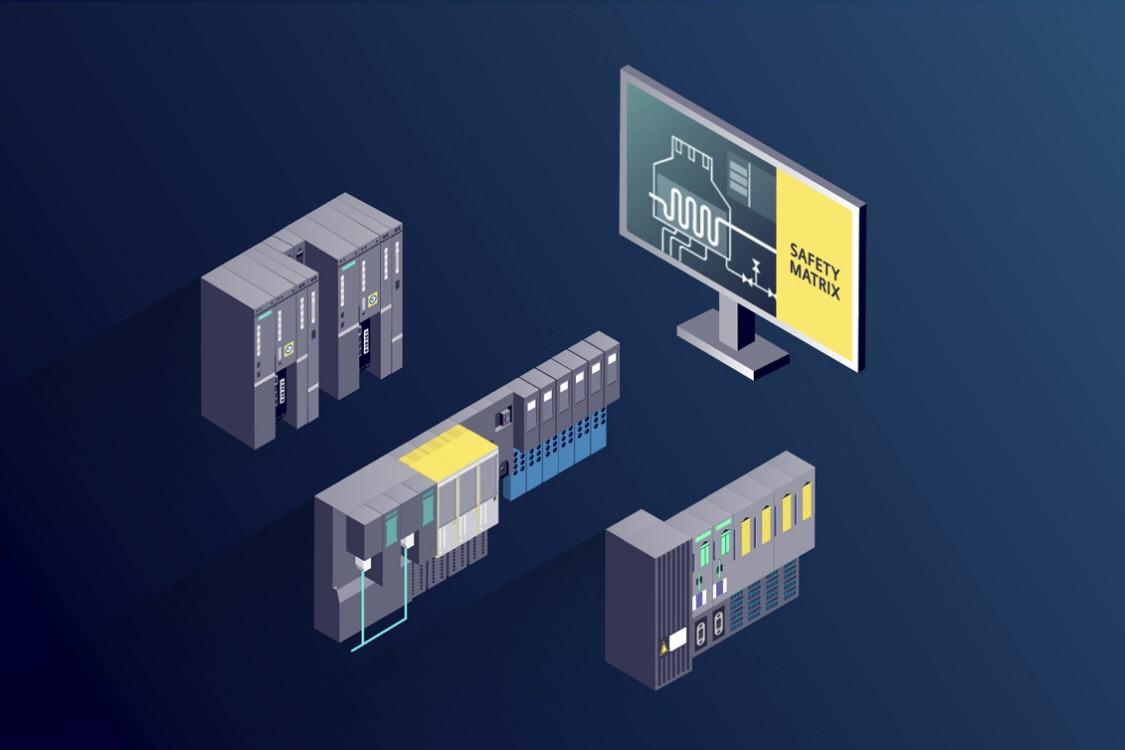 Das Automatisierungs-Portfolio von Siemens ermöglicht funktionale Sicherheit in der Prozessindustrie