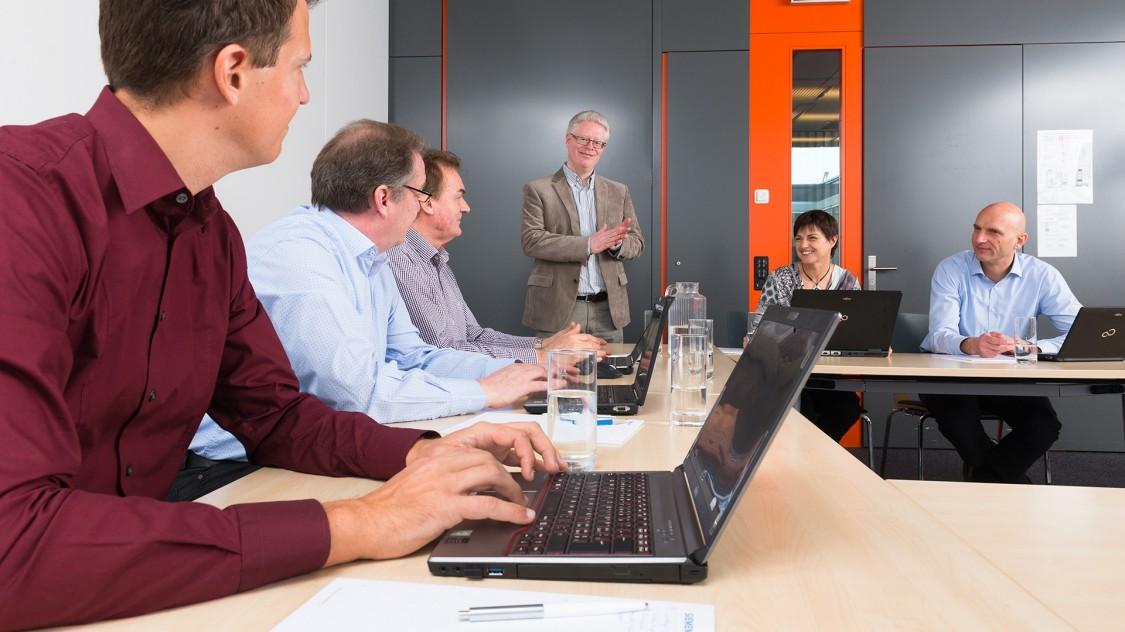 Kundenschulung - Siemens Mobility in der Schweiz