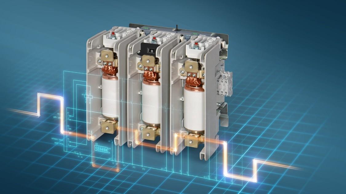 3TM vacuum contactors