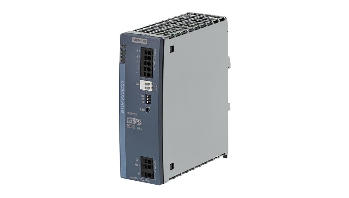 SITOP PSU6200, 1-phasig, 48 V DC/5 A, 6EP3344-7SB00-3AX0