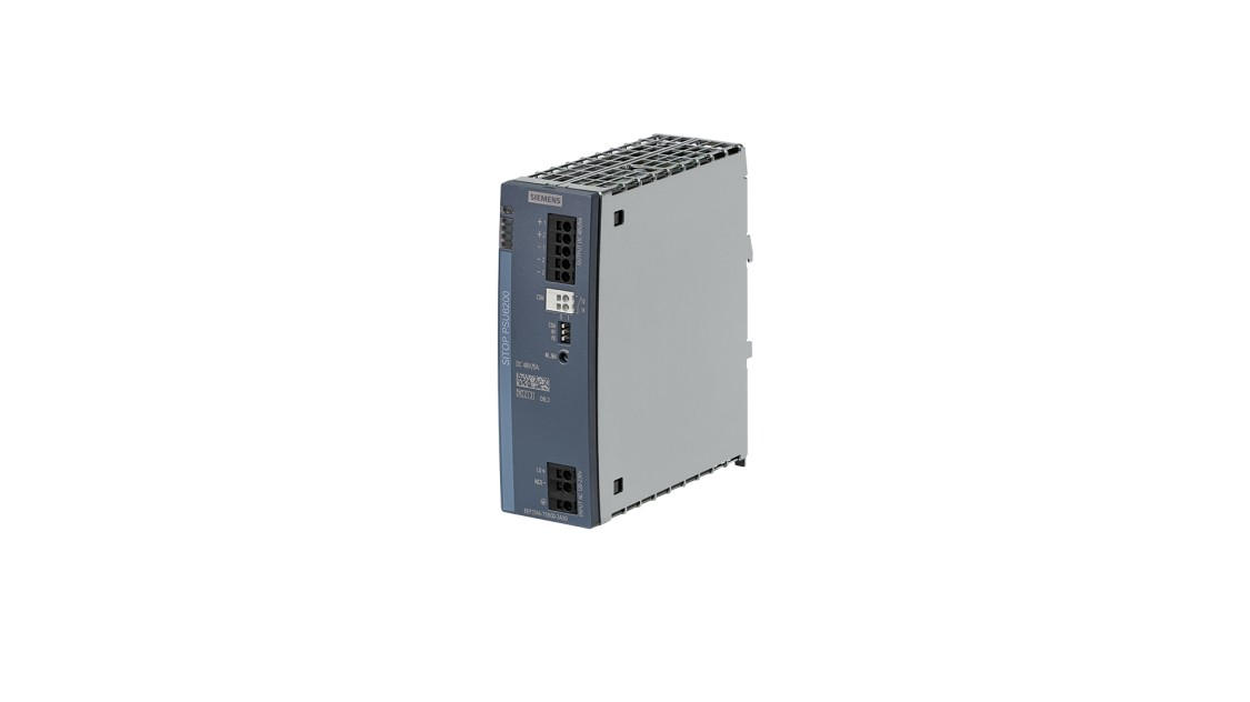 SITOP PSU6200(単相、48 V DC/5 A)、6EP3344-7SB00-3AX0