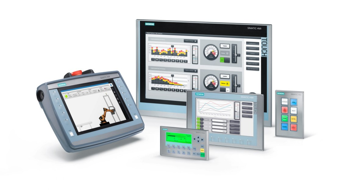Operation control and monitoring at pharmaceutical packaging: SIMATIC HMI