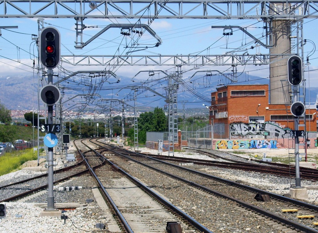 Siemens automates high speed line in the greater Madrid area