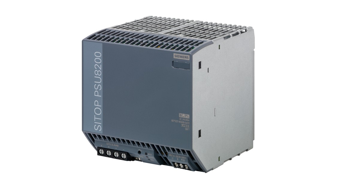 Product image SITOP PSU8200, 1-phase, DC 24 V/40 A