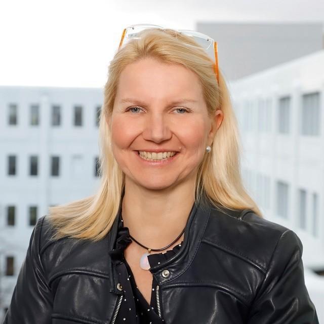 Ханна Хенниг, директор по информационным технологиям, Германия