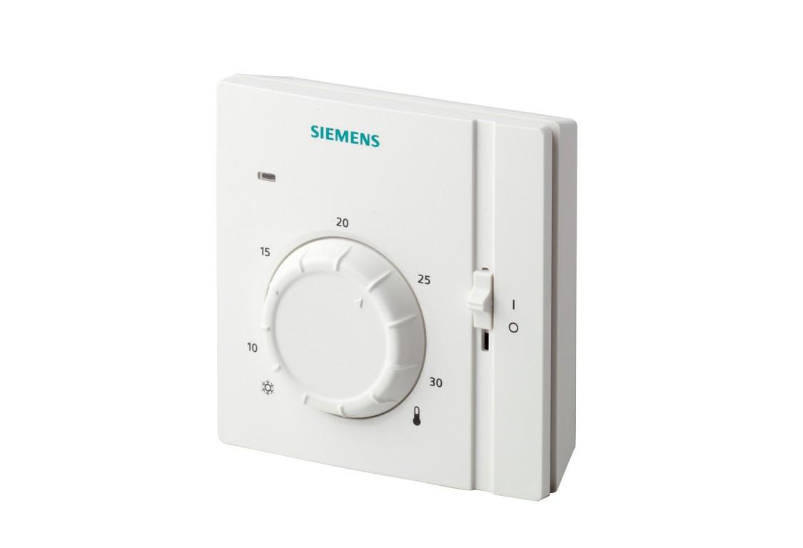 Mechanické prostorové termostaty