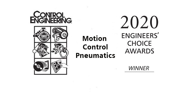 Control Engineering Engineer's choice award - motion control - USA