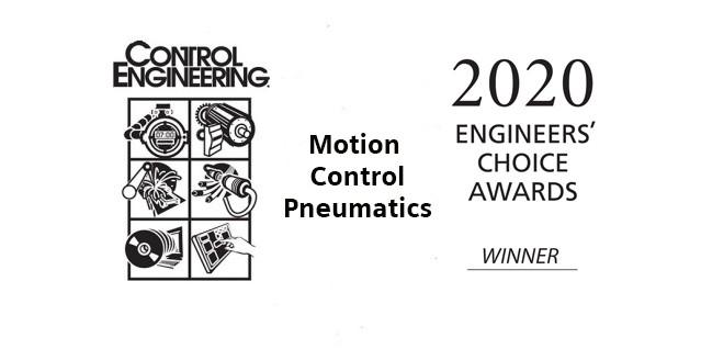 Control Engineering Engineer's choice award - motion control - USA
