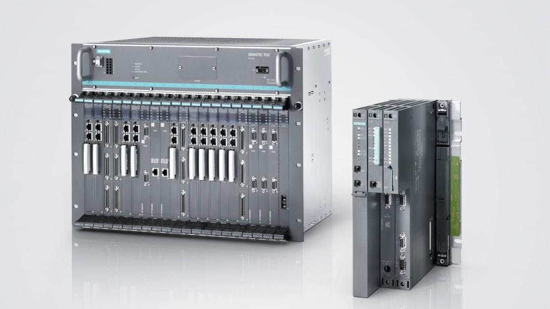 SIMATIC TDC und SIMATIC FM 458-1 DP