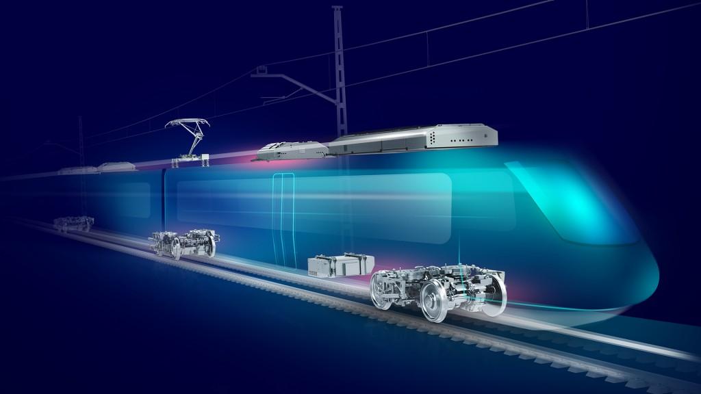 Siemens Mobility startet mit MoComp eine Initiative zur Vermarktung seines Schienenfahrzeugkomponenten-Portfolios