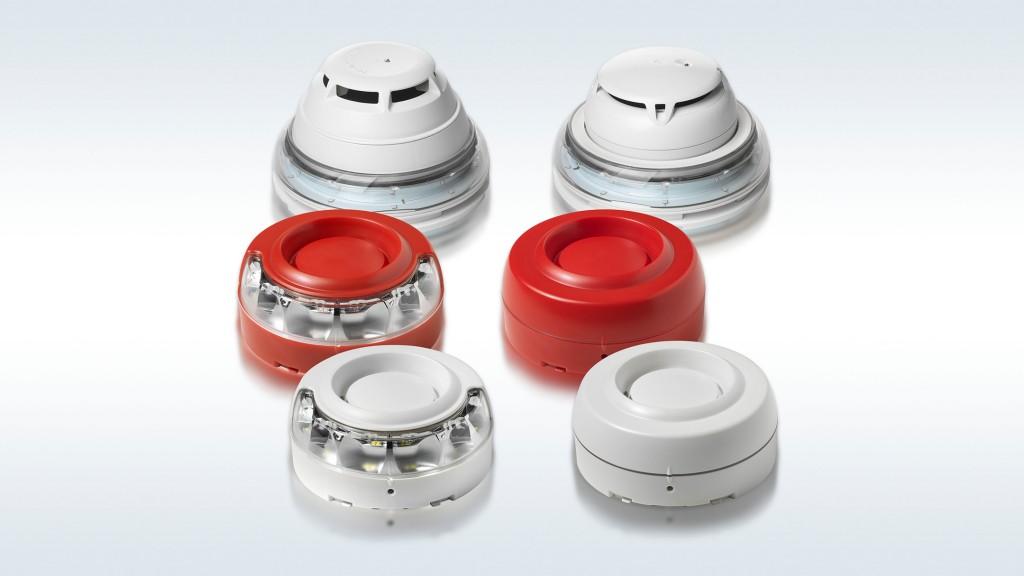 Expanded alarm device portfolio