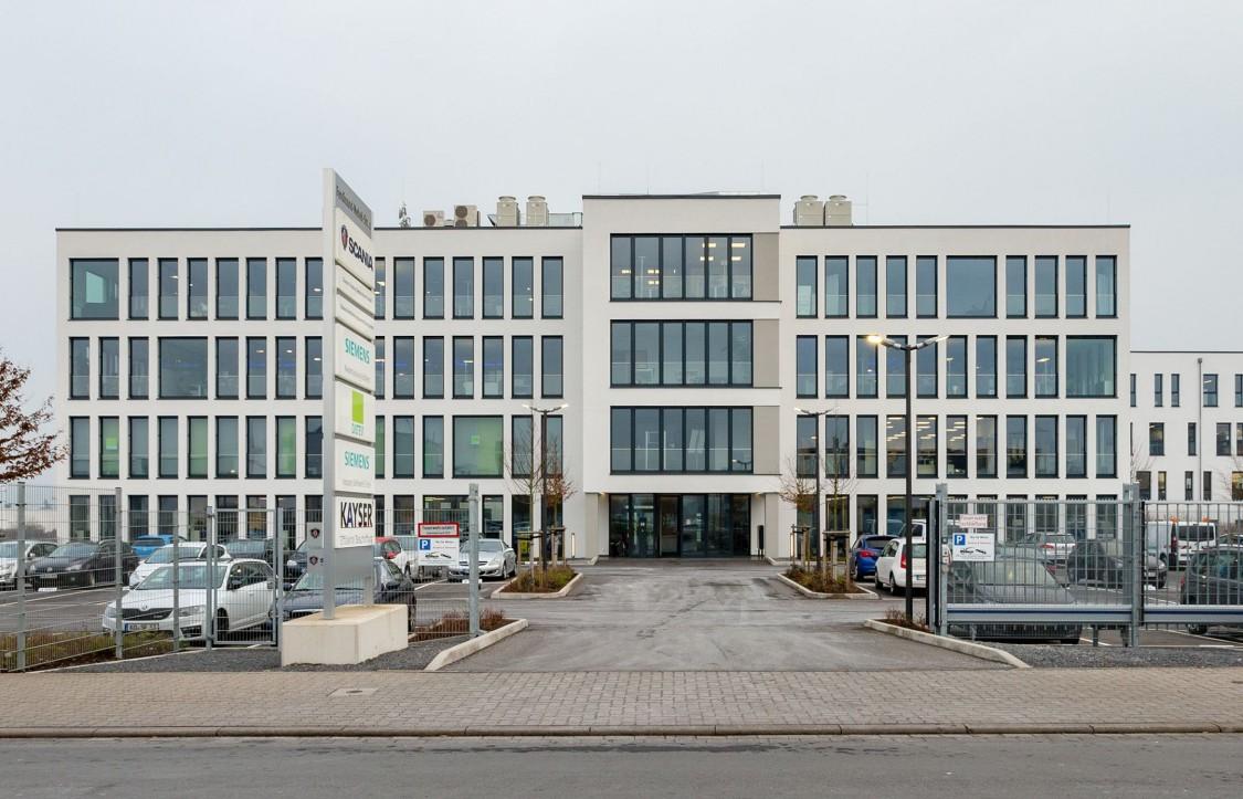 Niederlassung Mittelrhein am Standort Koblenz