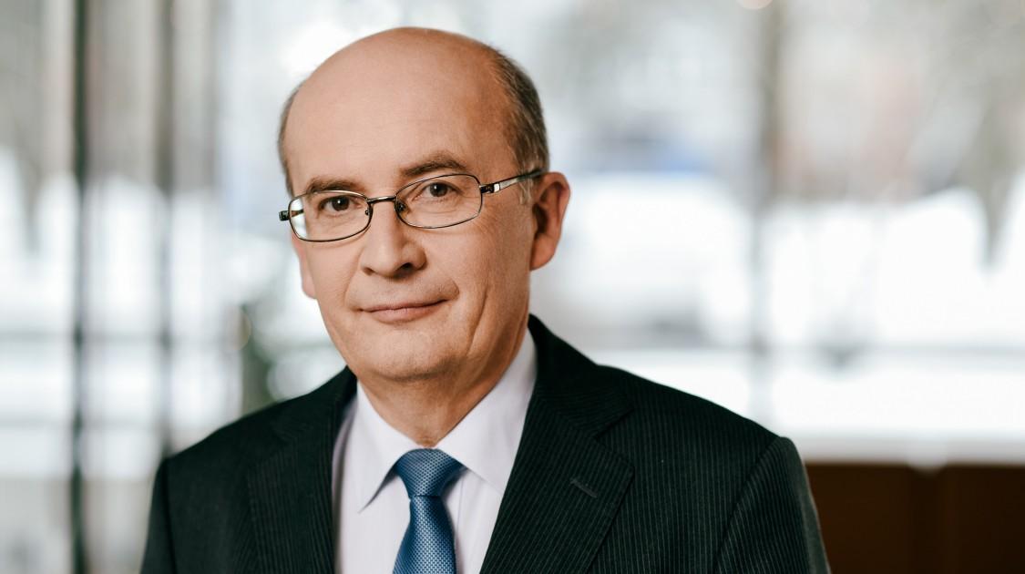 Steffen Leidel, Head of Business Unit Factory Automation w Siemensie