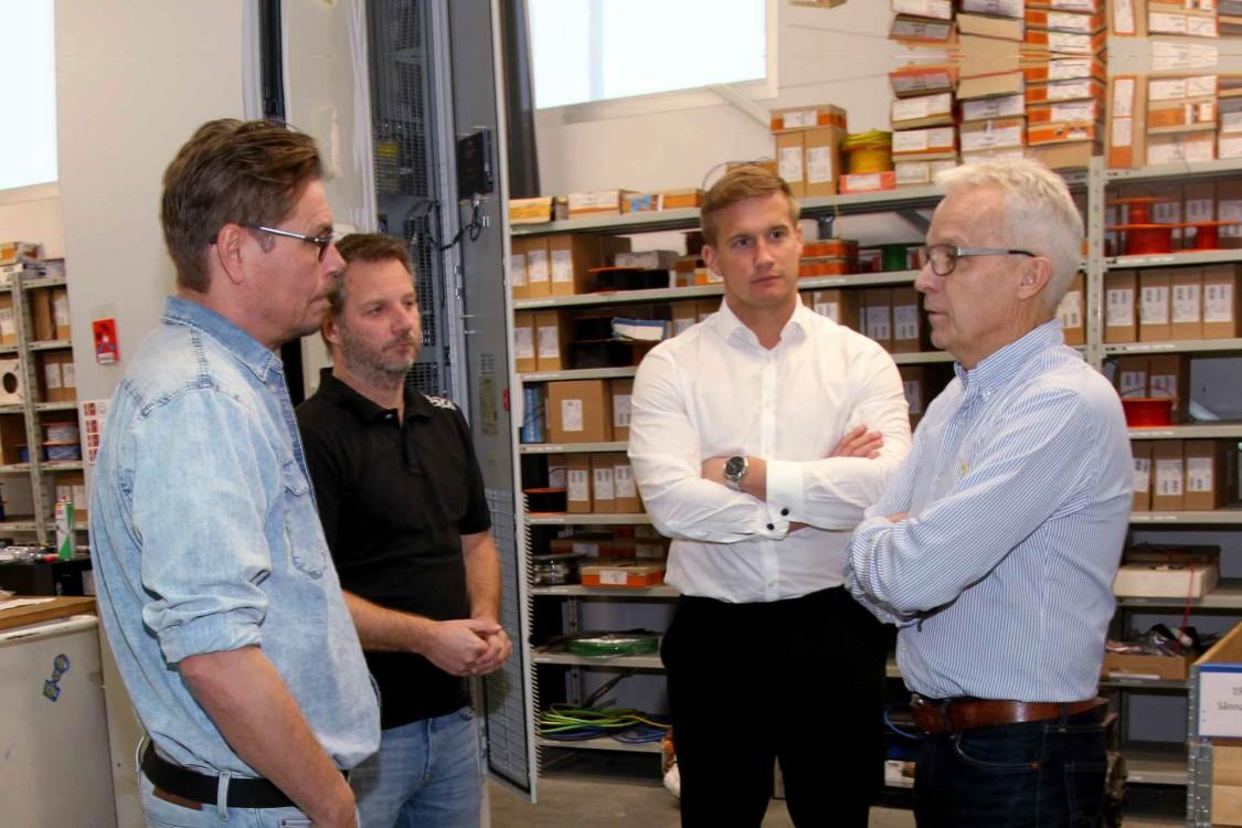 Siemens stöttar PMA:s tillväxt med förlängda betalningsvillkor