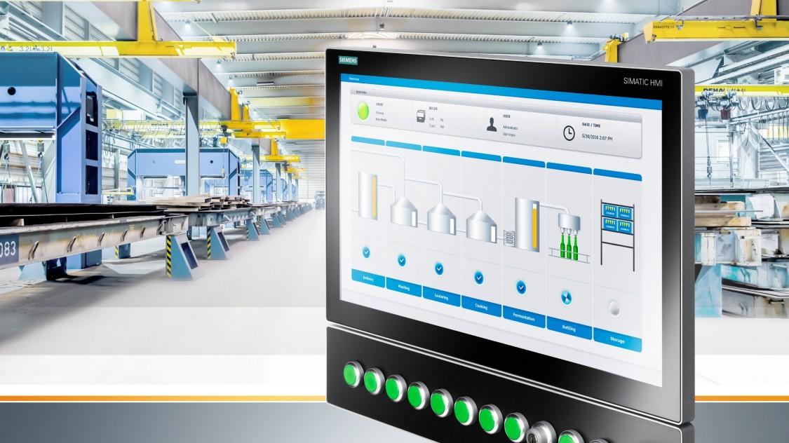 新型 Simatic HMI Thin Client PRO 操作员终端