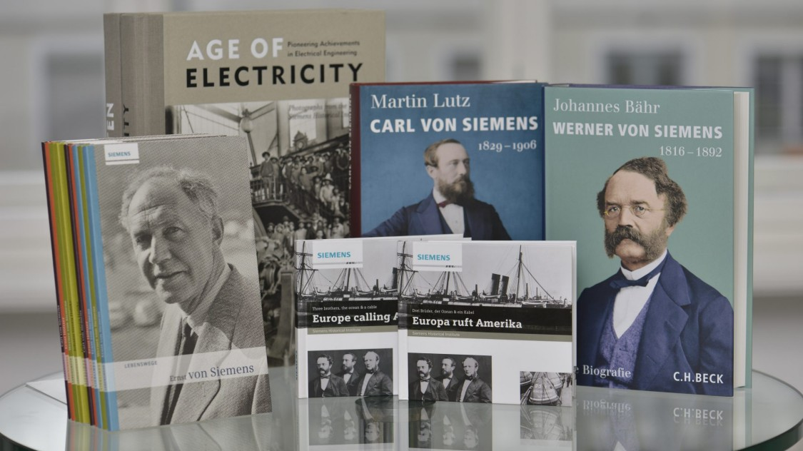 Biografías Siemens