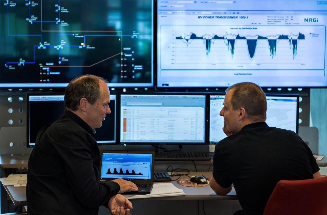 Data analytics leads to grid load predictions
