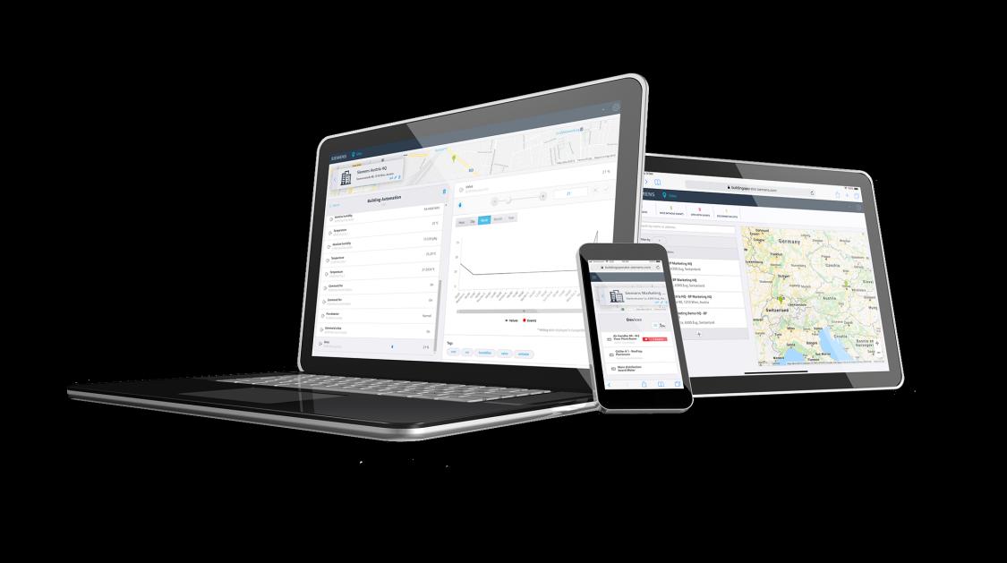 Building Operator ist eine Cloud Applikation zur Digitalisierung des Servicegeschäfts