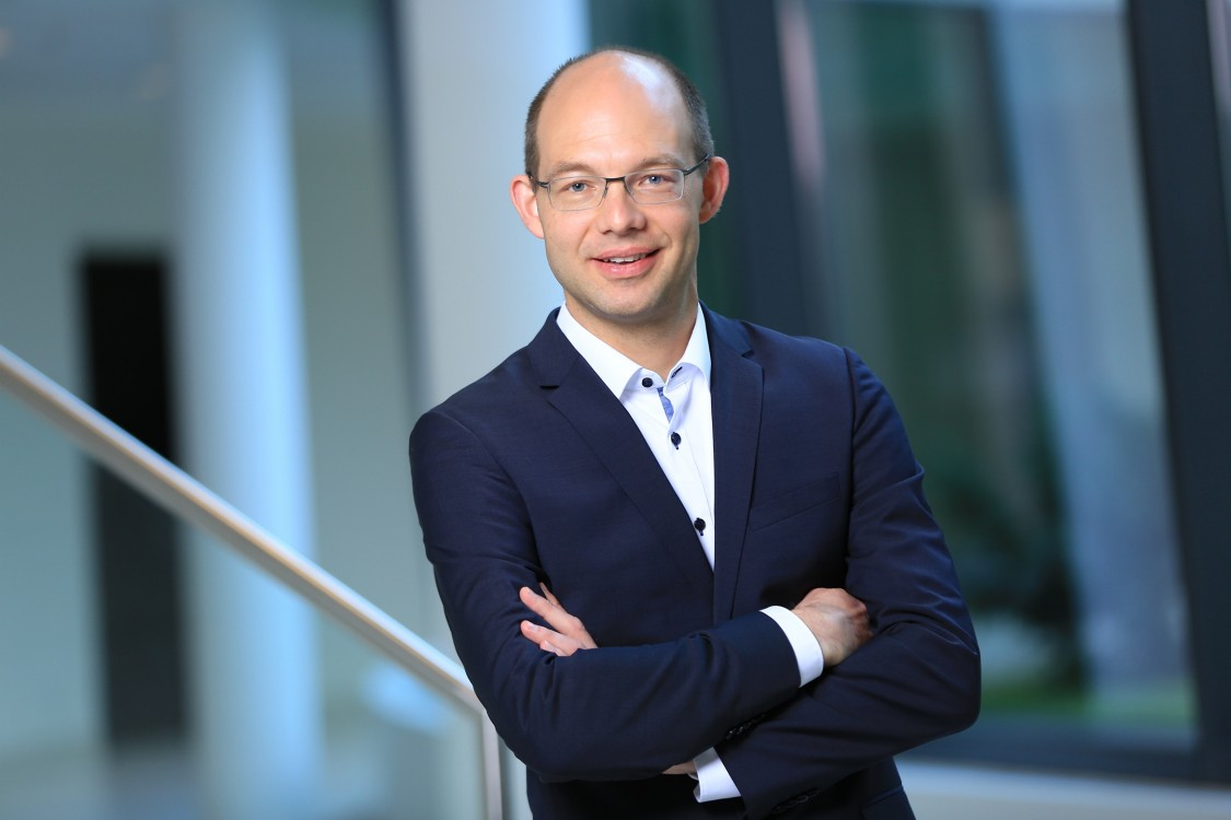 Hannes Barth, viceprezident divize Průmyslové sítě