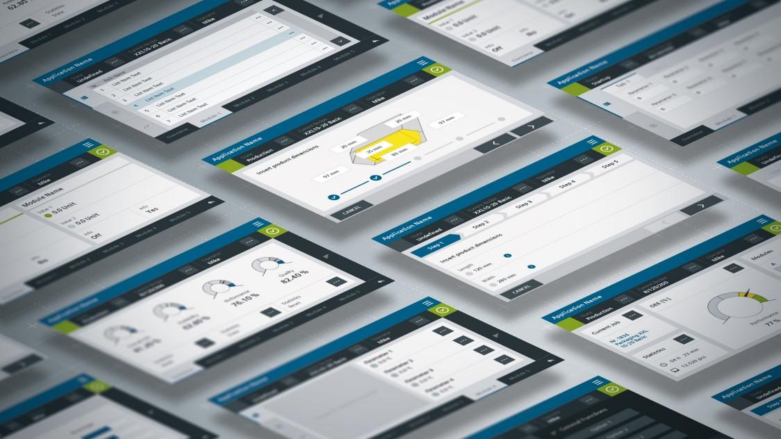 Die HMI Template Suite vereinfacht die Erstellung von modernen und funktionalen HMI-Designs