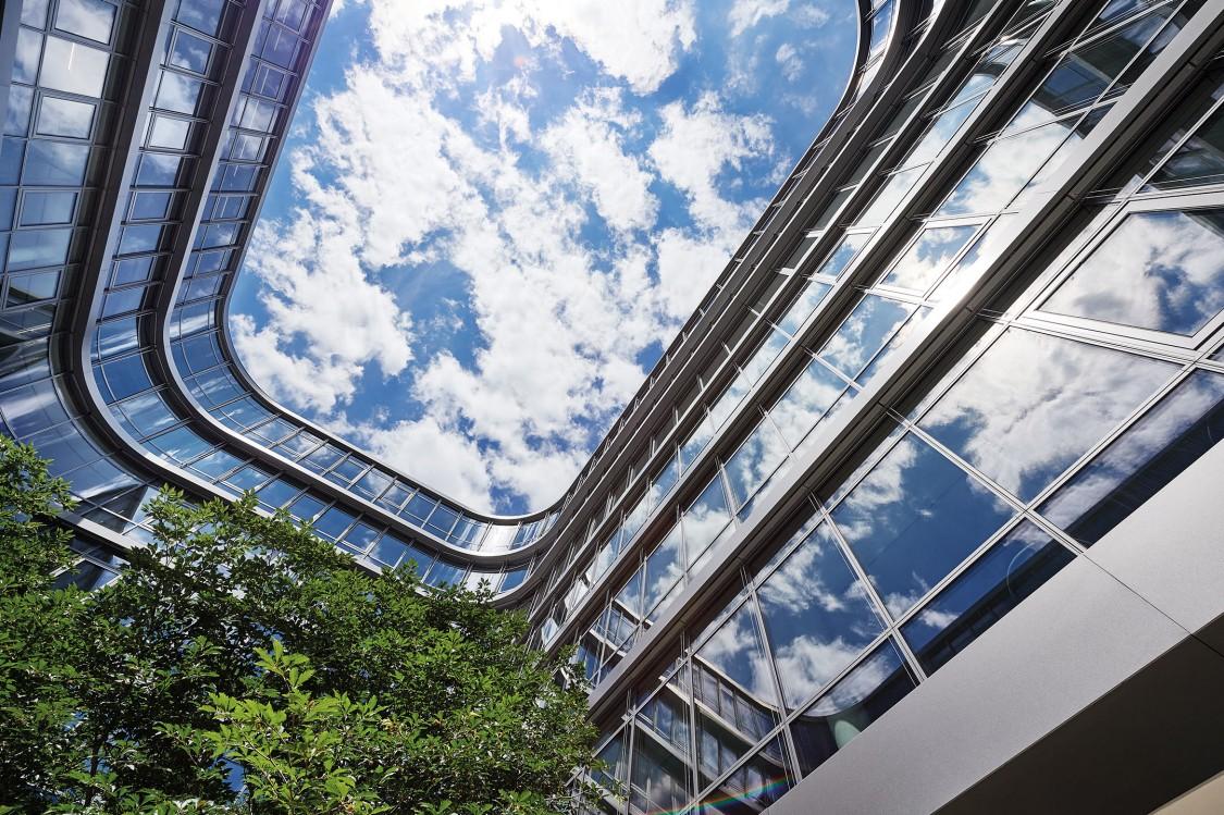 Hoofkantoor Siemens Munchen