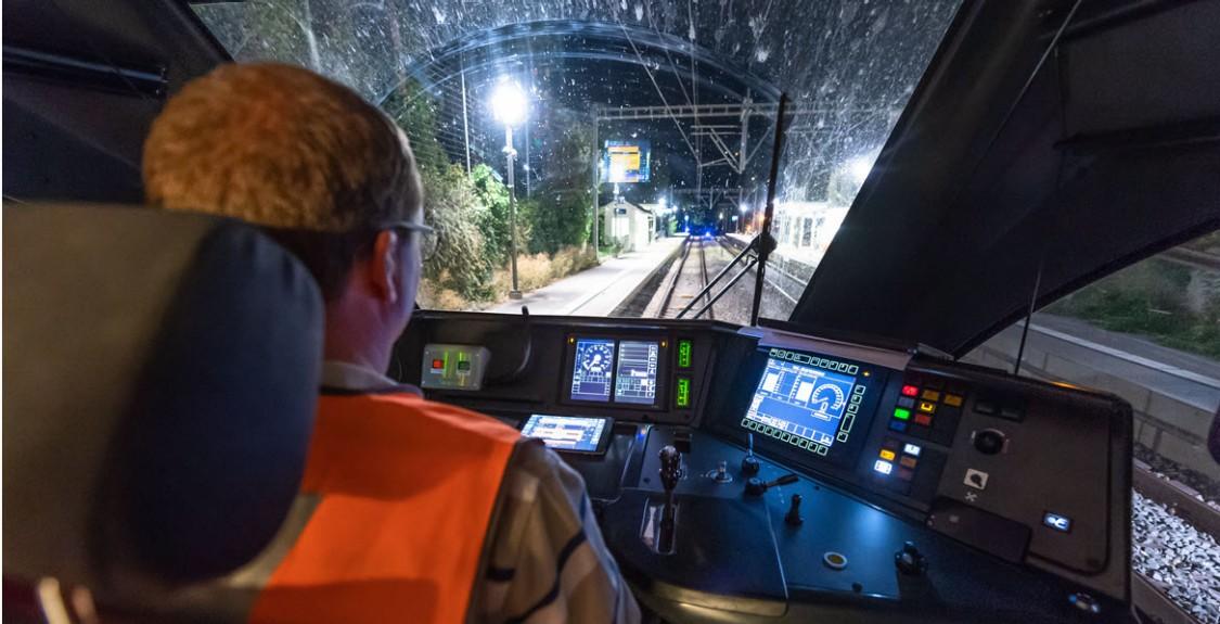 Kommunikation für den Schienenverkehr
