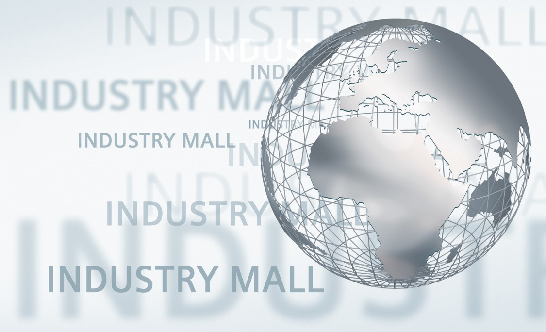 Katalogový a objednací systém Siemens Industry Mall.