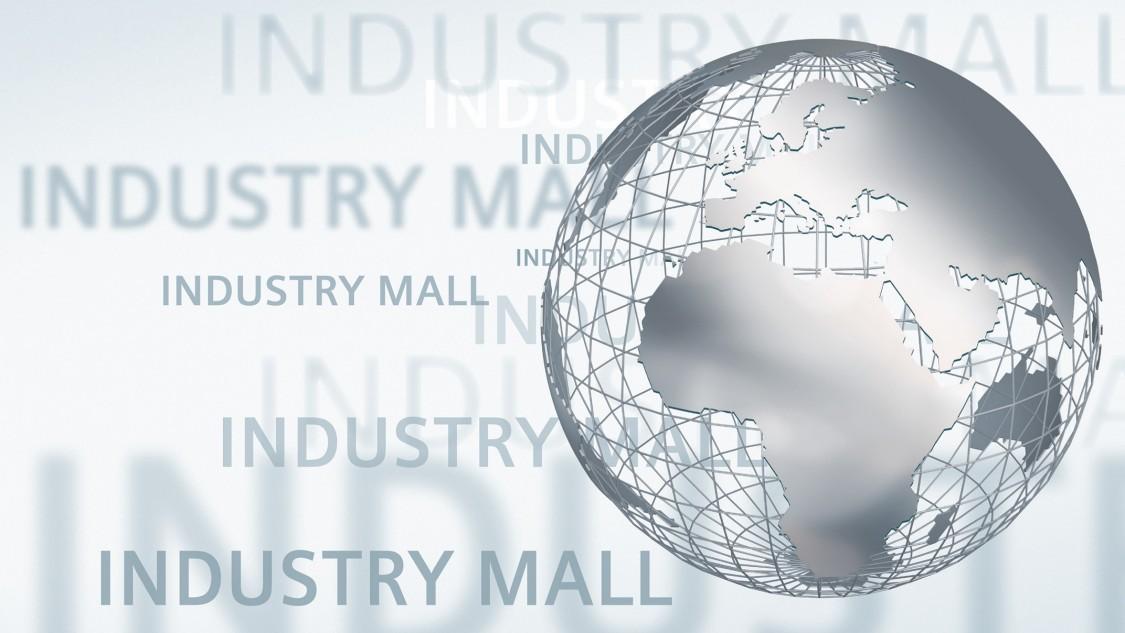 Industry Mall – Katalog- und Bestellsystem