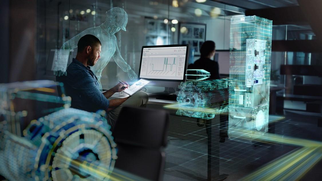 Digitalizování pohonů pomocí platformy SIDRIVE IQ