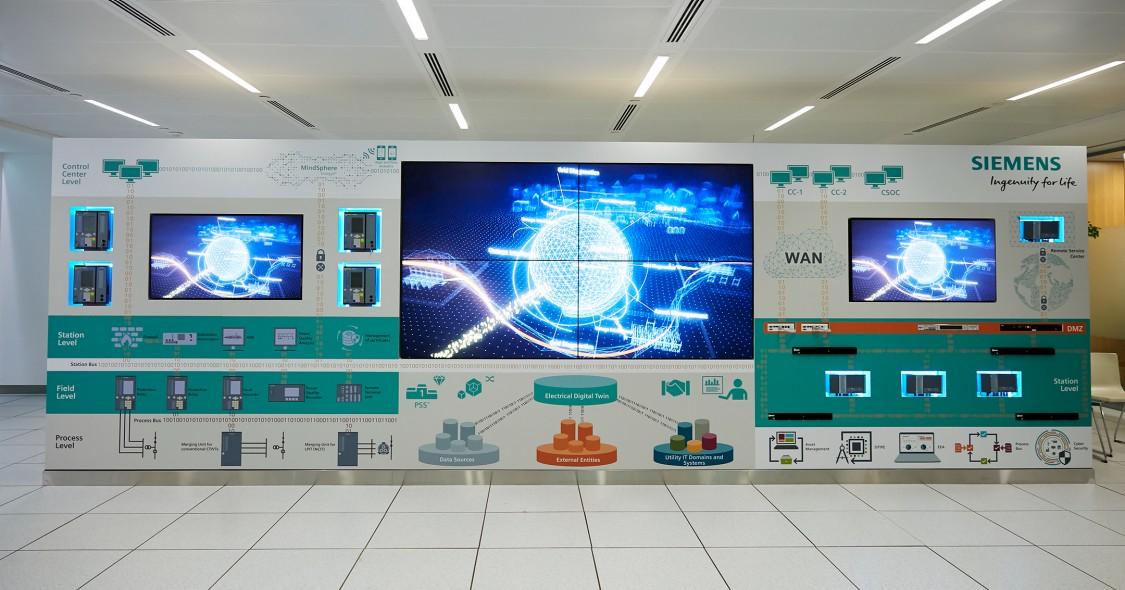 Digital Grid Center